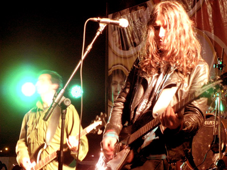 The Ganjas – 2012  – Nights At The Roundtable: Rock Without Borders Edition
