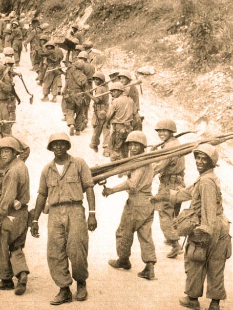 "July 26 (27), 1953 – President Eisenhower: ""An Hour Ago An Armistice Was Reached"" – Peace In Korea."