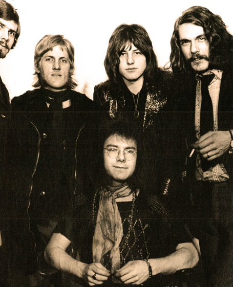 King Crimson In Session – 1969 – Nights At The Roundtable
