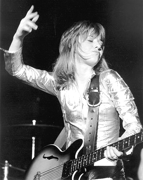 Suzi Quatro – 1973 – Nights At The Roundtable