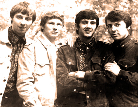 The Searchers In Session – 1967 – Nights At The Roundtable