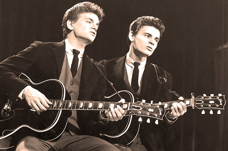 The Everly Brothers On The Air – 1958 –  Past Daily Soundbooth