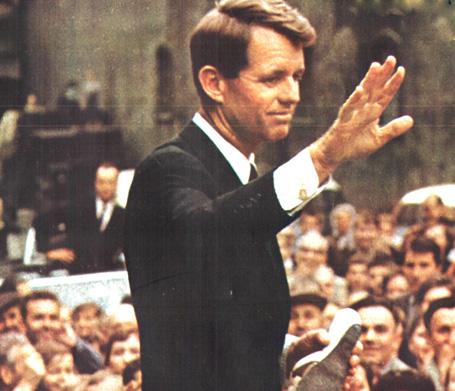 Robert Kennedy Promotes Summer Jobs – July 1964.