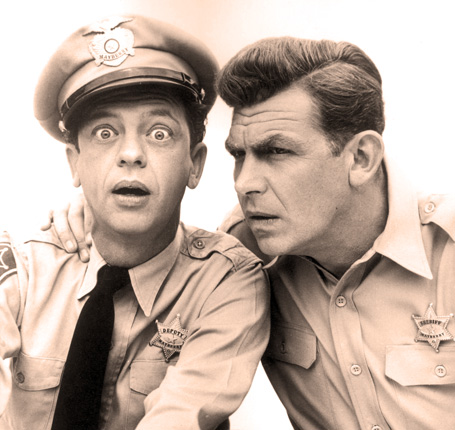 Andy Griffith And Don Knotts Pitch Sanka – 1960