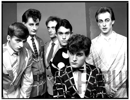 Pastdaily Backstage Weekend – Split Enz – Live At Pinkpop Festival, Holland – 1980