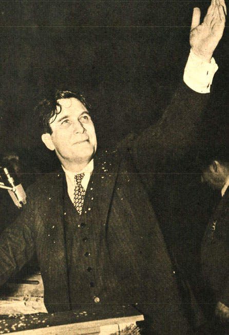 Republican Convention 1940 – Wendell Wilkie Acceptance Speech – Past Daily Reference Room