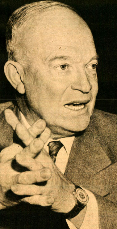 Eisenhower – Republican Convention – 1952 – Past Daily Reference Room