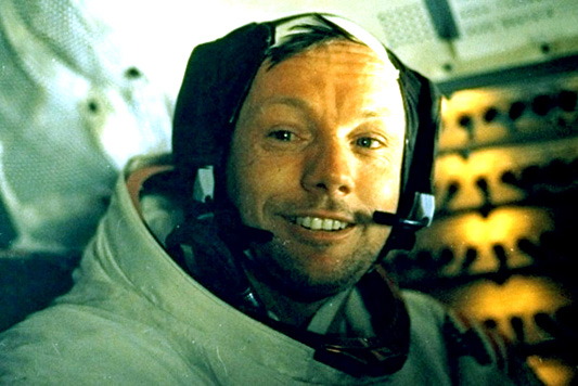 Neil Armstrong – August 5, 1930 – August 25, 2012