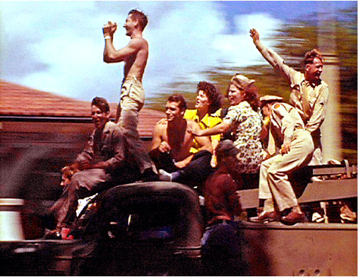 VJ Day – August 14, 1945