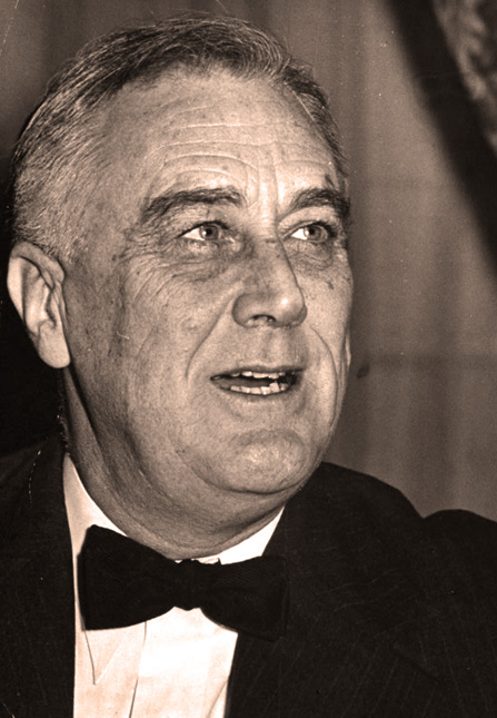 FDR Addresses The 1940 Democratic Convention – Past Daily Reference Room.