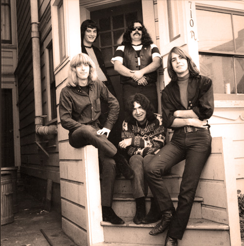 The Grateful Dead – 1970 – Nights At The Roundtable