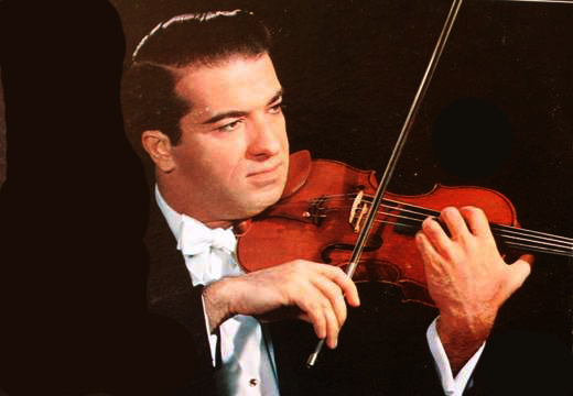 Ruggiero Ricci - in concert 1963