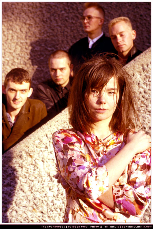 Sugarcubes In Session – 1987 – Nights At The Roundtable