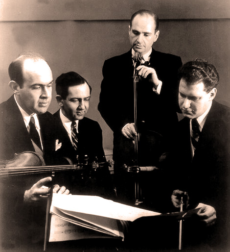 Shostakovich: Piano Quintet Op. 57 – Vivian Rivkin With The Stuyvesant Quartet – 1941 – Past Daily Weekend Gramophone