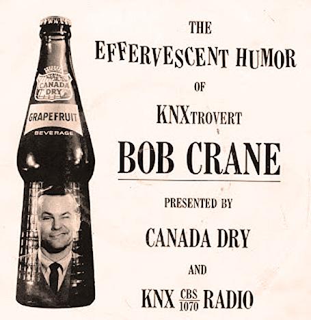 Bob Crane On The Radio – 1960 – Past Daily Pop Chronicles