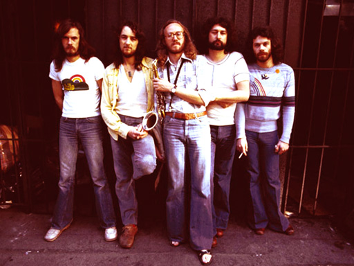 Supertramp In Concert – 1977 – Past Daily Backstage Weekend.