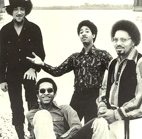 The Meters – Live At The Kingfish Lounge, Baton Rouge – 1976 – Nights At The Roundtable