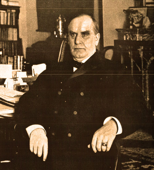 President McKinley Dies From Assassin's Bullet – Sept. 14, 1901