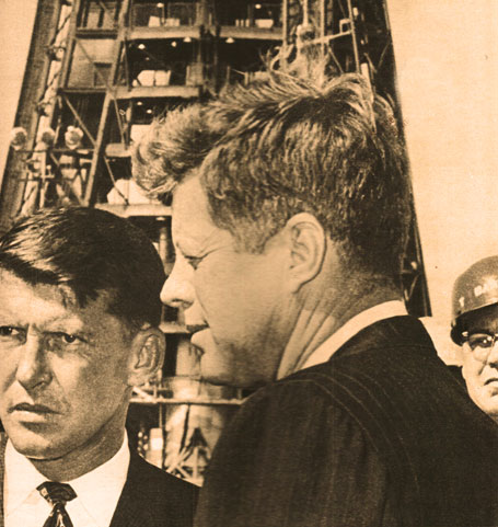 JFK Discusses The Space Program – September 12, 1962 – Past Daily Reference Room