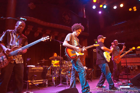 Ivan Neville's Dumpstaphunk In Session – 2007 – Nights At The Roundtable