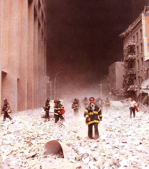Lest We Forget – September 11, 2001