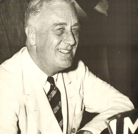 FDR – Labor Day 1941