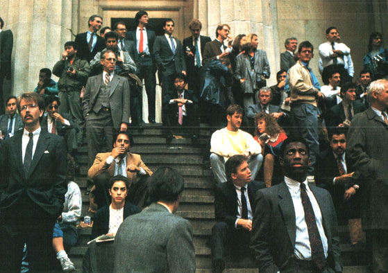 October 19, 1987 – Wall Street Lays Another Egg.