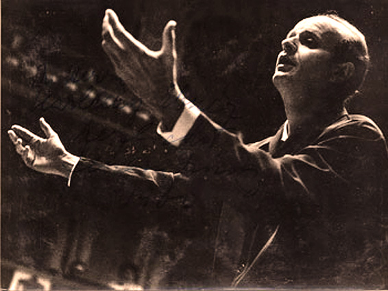 Orchestre de la Suisse Romande With Ferenc Fricsay And Aldo Ciccolini – Historic 1956 Concert – Past Daily Mid-Week Concert.