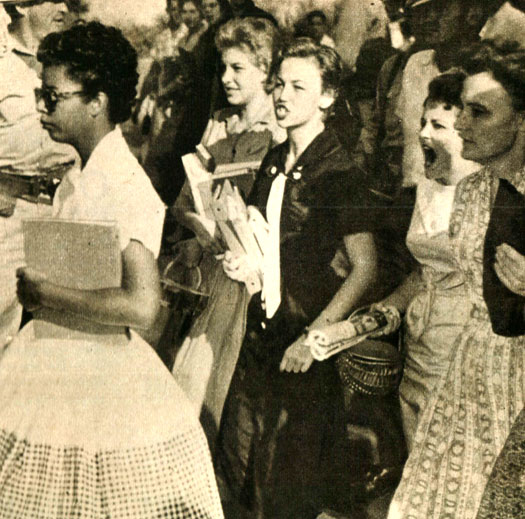 School Integration – October 17, 1957 – The Students At Central High – Past Daily Reference Room