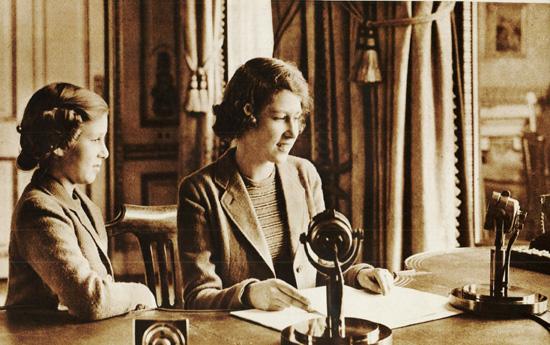 October 13, 1940 – A Word To Children In Wartime  – Princess Elizabeth