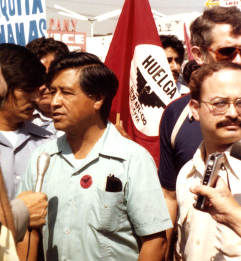 May 17, 1968 – A Word From Cesar Chavez – Past Daily Reference Room
