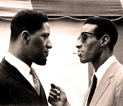 Max Roach and Sonny Rollins – Live From Stockholm – 1966 – Past Daily Downbeat