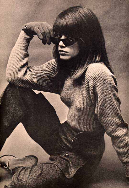 Francoise Hardy – 1971 – Nights At The Roundtable