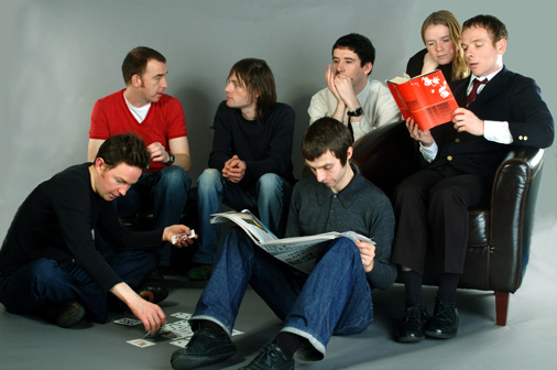Belle & Sebastian In Session – 2002 – Nights At The Roundtable