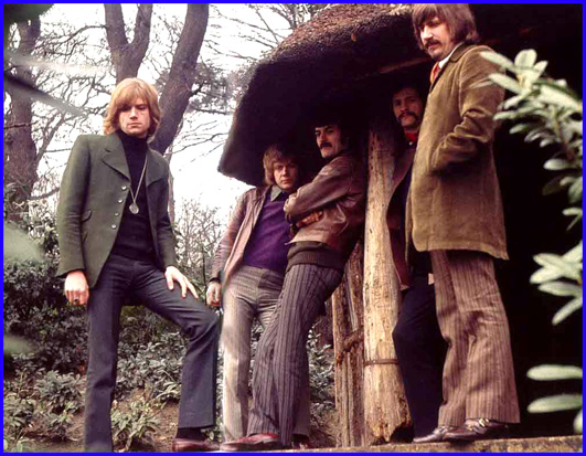 The Moody Blues In Concert