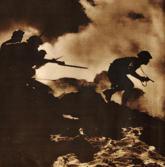 Turning A Corner – November 20, 1942