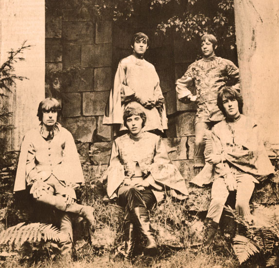Procol Harum – In Session – 1967 – Nights At The Roundtable