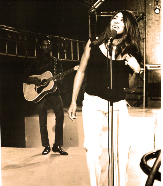 Ike & Tina Turner In Session – 1975 – Nights At The Roundtable