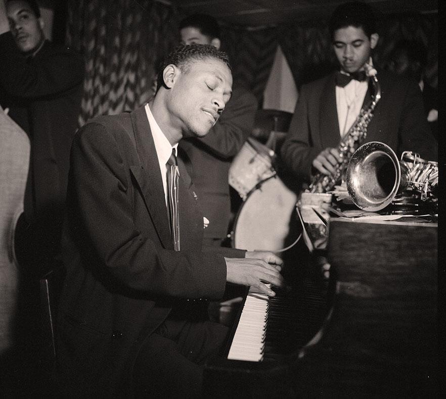 Teddy Wilson, Eddie Heywood And Duke Ellington – New Years Eve 1957 – Past Daily Downbeat.