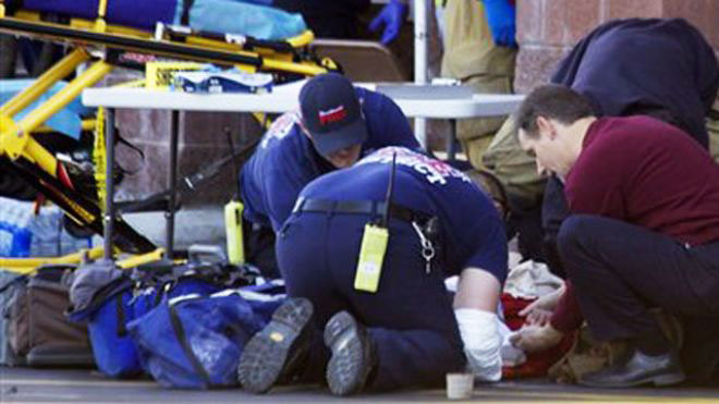 A History of Lip Service – The Aftermath Of The Gabrielle Giffords Shooting – 2011