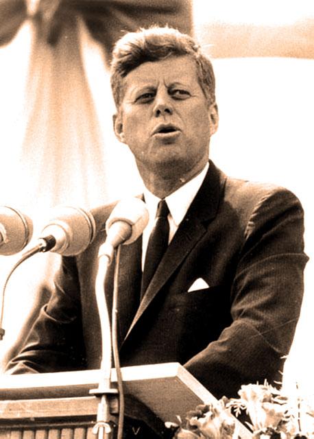 JFK Addresses The AFL-CIO Convention – December 7, 1961
