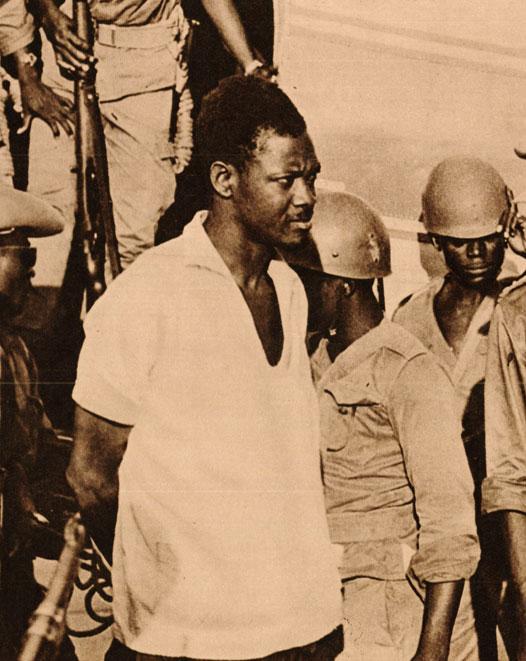 Ike Meets JFK – Lumumba Meets Uncertainty – December 6,1960