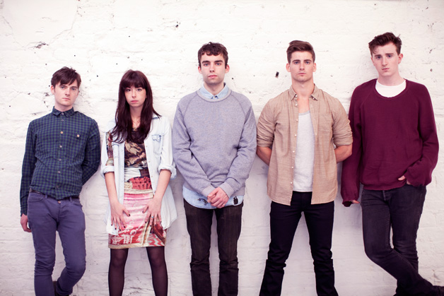 Little Green Cars – Live At Eurosonic 2013 – Nights At The Roundtable: Mini-Concert/New Faces Edition