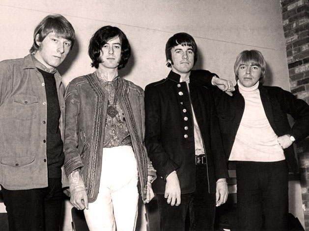 The Yardbirds In Session -1967-1968 – Nights At The Roundtable
