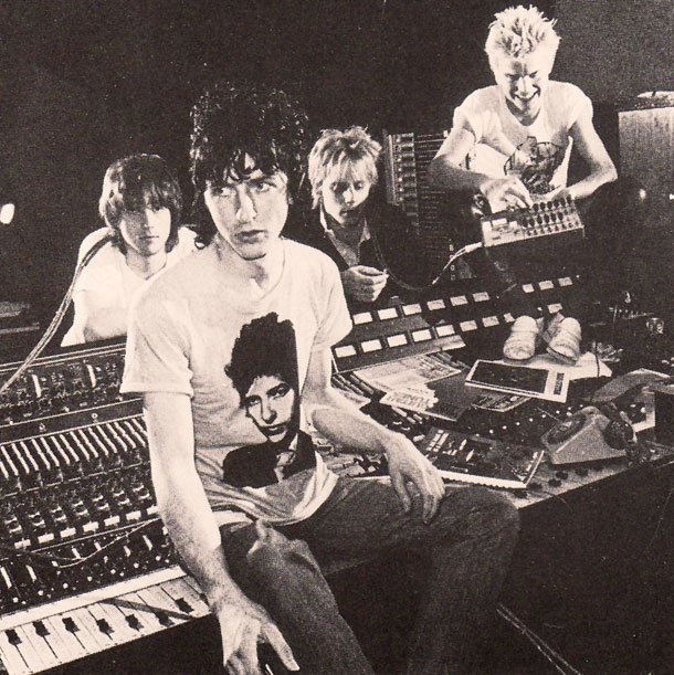 Generation X – Live At The Paris Theater – 1981 – Nights At The Roundtable: Mini-Concert Edition