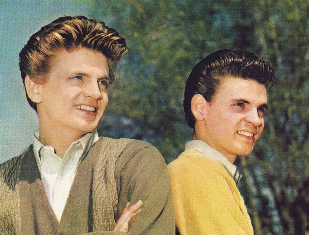 The Everly Brothers In Concert At The Olympia – Paris – 1963 – Past Daily Soundbooth: Mini-Concert Edition.