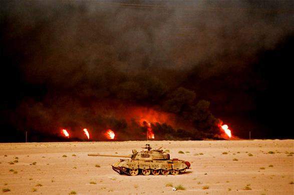 Desert Storm – One Week On – January 23, 1991