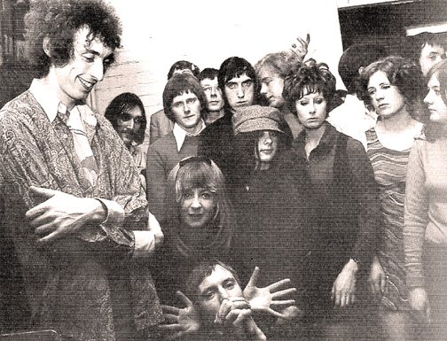 Chicken Shack With Christine Perfect (McVie) – In Session – 1968 – Nights At The Roundtable