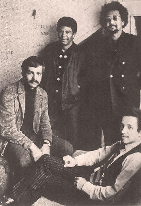 Charles Lloyd Quartet – Live At Antibes – 1966 – Past Daily Downbeat.