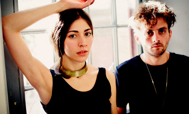 Chairlift At The Dour Festival – 2012 – Nights At The Roundtable: Mini-Concert edition